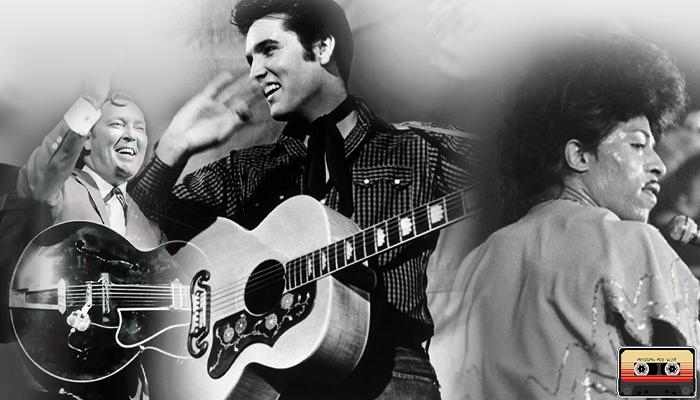 แนวดนตรีร็อกแอนด์โรล Rock'n Rollความเป็นอมตะจากยุค50's music24s