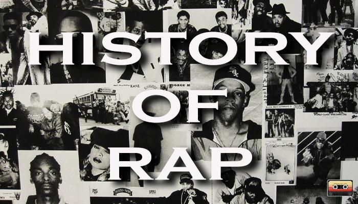 Rap จากเสน่ห์ของแนวเพลง Hip-Hop สู่ยุคใหม่ของแร็ปเปอร์ music24sดนตรี