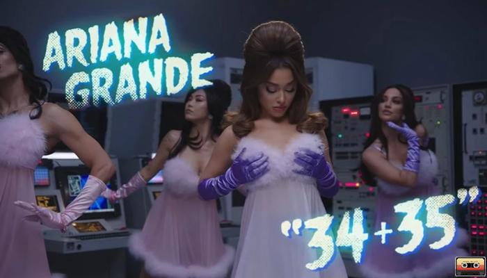 เพลงแซ่บมาแรงสุดเซ็กซี่ 34+35 จาก Ariana Grandemusic24s ดนตรี