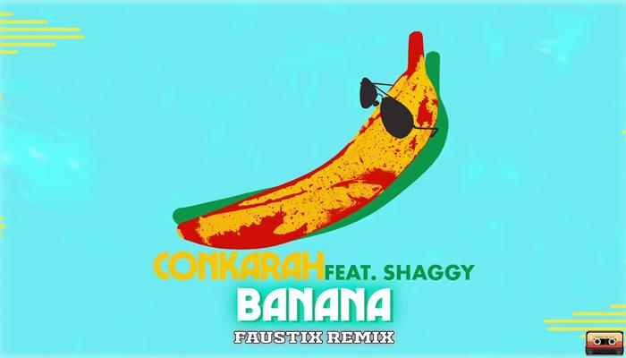 Banana จาก Conkarah เพลงฮอตติดชาร์จที่ฮิตกันมากมายในโซเชียล music24sดนตรี