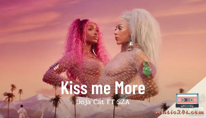 Doja Cat ปล่อยซิงเกิลใหม่ Kiss me Moreเพิ่มความร้อนแรงด้วยการ feat SZA Doja Cat นักร้องสาวสวยเสียงดีระดับโกลบอลซูเปอร์สตาร์
