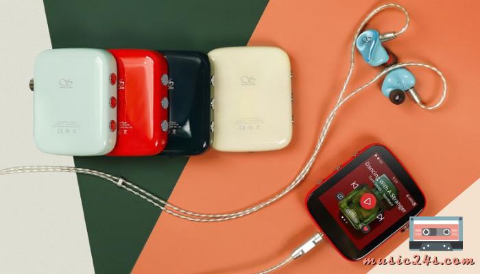 เครื่องเล่นเพลงดีไซน์ยุค 90 Shanling Q1 Dap เครื่องเล่นเพลงขนาดกระทัดรัด เอาไว้สำหรับฟังเพลงโดยเฉพาะ จะได้ไม่ต้องพกโทรศัพท์ให้หนักกระเป๋า
