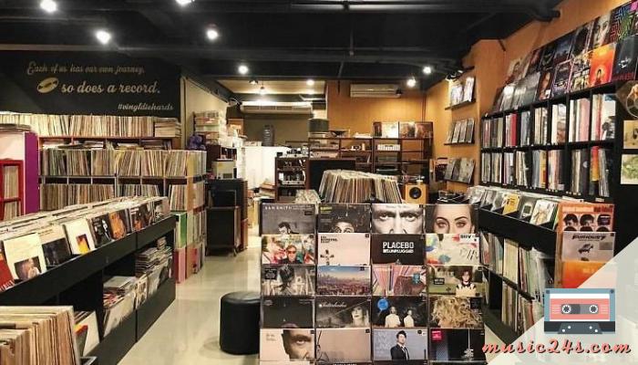Vinyl Die Hards คลังแสง ร้านขาย CD Vinyl Die Hards คลังแสงร้านขาย CD เพลงไทย CD เพลงต่างประเทศ และแผ่นเสียงแผ่นไวนิล