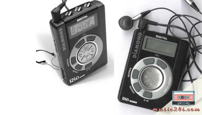 เครื่องเล่นเพลงMP3 PMP300 รุ่นดัง ทางด้าน บริษัท Dimond Multimedia ได้ผลิต เครื่องเล่นMP3 ที่มีชื่อรุ่นว่า PMP300ซึ่งมีความจุทั้งหมด 32MB
