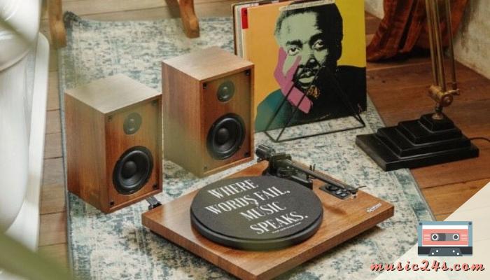 Gadhouse HENRY Hi fi Turntable สวยหรูด้วยงานไม้ สำหรับใครที่กำลังต้องการ เครื่องเล่นเพลงแบบแผ่นเสียงที่มีดีไซน์ยุค 90 ผสมผสานความมินิมอล